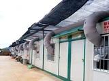 动植物养殖纤维织物布风管